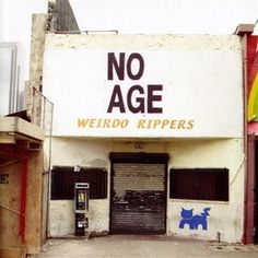 No Age- Weirdo Rippers (2007, Fat Cat)