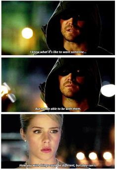 Arrow - Felicity and Oliver #3.7 #Season3 #Olicity <3
