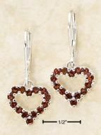 Price $25.90 - The most common color of garnets range from light red to violet or plum-red, but can also be white, green, yellow, brown, and black varieties. It was believed that the wearer of garnet jewelry was kept in good health and protected while traveling.Discontinued Close Out Priced Marked 50 Off  Garnets...
