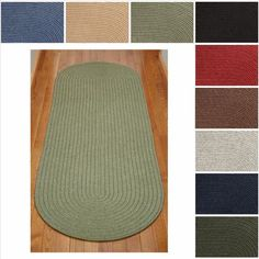 Braided Rug - A Collection by Anglina - Favorave