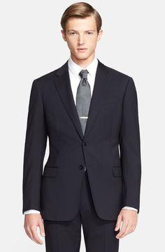 'Giorgio' Trim Fit Wool Suit