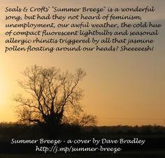 Summer breeze gripes