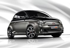 Fiat will debut the special series Fiat 500 GQ at the 2013 Geneva Motor Show. The model is a result from the collaboration with GQ magazine. Fiat 500c, Jaguar, Car Wallpaper Download, Diesel, New Fiat, Automobile, Best Gas Mileage, Car Hd, Luxury Logo
