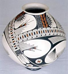 ceramica contemporanea Mata Ortiz México
