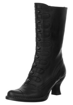 Neosens - ROCOCO - Laarzen - Zwart