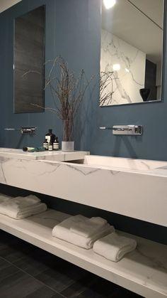 SALONE DEL MOBILE: Florim @ Hall 24   Stand D14-D18 #salonedelmobile #milan #fairground #marble #magnum