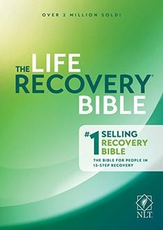 HARDCOVER - The Life Recovery Bible NLT