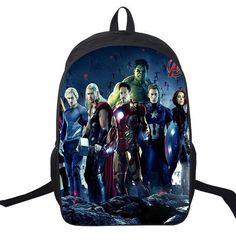 16 Inch Spiderman Children School Bags For Boys Orthopedic Backpacks Child Boy Book Bag Satchel Knapsack Mochila