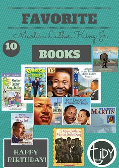 Tidy Teacher: Five For Friday! Martin King, Martin Luther King, Today Is Friday, Happy Friday, Happy Birthday Martin, Dr Martins, All Schools, Book Suggestions, Im Excited
