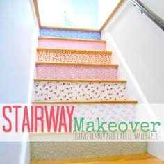 Hometalk | Staircase Makeover