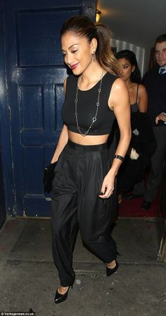 Nicole Scherzinger..... - Celebrity Fashion Trends