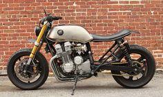 Honda CB750 Nighthawk © John Ryland/Classified Moto