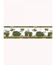 Give any room an instant military theme with this fun Army Camp Camouflage Wallpaper Border. Fun Army, Camouflage Wallpaper, Denmark Street, Army Camouflage, Army Vehicles, Borders For Paper, High Quality Wallpapers, Scottish Highlands, Main Colors