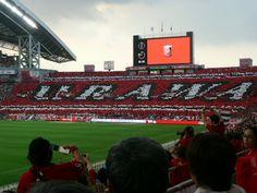 相変わらず浦和レッズのビジュアルは凄い! Urawa Reds, Baseball Field, Basketball Court, Sports, Life, Hs Sports, Sport