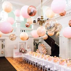 Metallic and pink for a 1st birthday 💗 #theeventcollective #theeventcollectivex #birthday #firstbirthday #event #events #eventstyling…