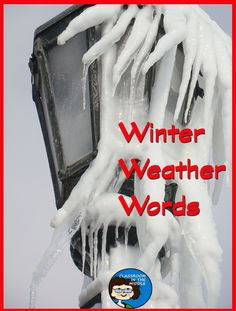 Need some fresh winter words for vocabulary or puzzle activities? Here is a list of about 50 winter weather words that might Vocabulary Activities, Science Activities, Classroom Activities, Christmas Language Arts, Shades Of Meaning, Weather Words, Multiple Meaning Words, Root Words, Thing 1