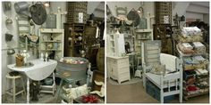 Before & After Holidays - in Panoply's Retail Booth Spaces