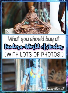 Planning to visit Disney's Pandora – World of Avatar for some shopping? Plan ahead with these tips on what Avatar toys and souvenirs are actually worth buying!