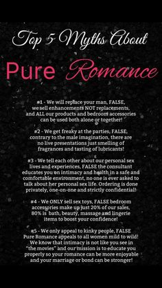 What is Pure Romance?  pureromance.com/LoriAndersen207281