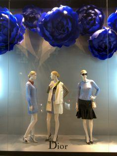 displayhunter2: Dior: Under the big giant roses