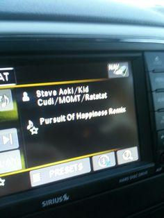 Pursuit of Happiness.  Kid Cudi,  Steve Aoki.