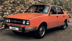 Thirteen cars that will scare the daylights out of you: Skoda Estelle