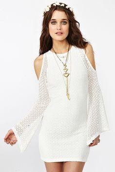 Nasty Gal x MINKPINK Michele Lace Dress