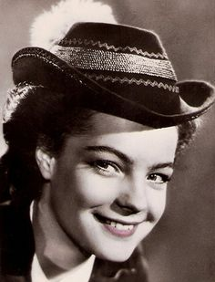 Romy Schneider as Sissi (1  )My most favourite actress