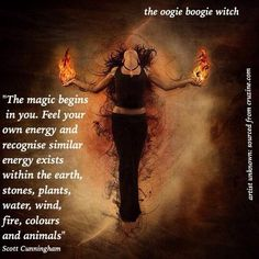 The Magick is in You