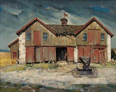 2463 Best Paintings--Gardens and Old Buildings images in ...