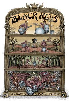 The Black Keys by Emek    My favorite band.