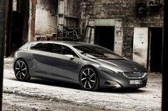 // HX1 by Peugeot