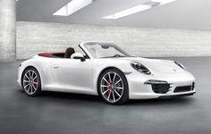 Porsche 991 Carrera Cabrio Unveiled | Motorward