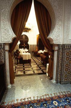 Casablanca, hotel. www.facebook.com/Welcome.Morocco