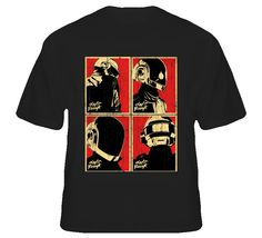 Daft Punk Grammy Awards Distressed T Shirt RP by http://steve-chan-dch-paramus-honda.socdlr.us