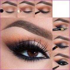 How to do starter kit photo eye makeup #Makeup #EyeMakeup #EyeMakeupTutorial