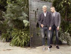 #Sisley #Sisleyfashion #SS2017 #man #collection #fashion #trend #denim #jackets #urban