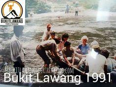 Bukit Lawang 1991 www.bukitlawangtourtrekking.com #bukitlawang #history #paradise #orangutan #tours #trekking #travels #hikking #centre #sumatra #indonesia #rainforest #