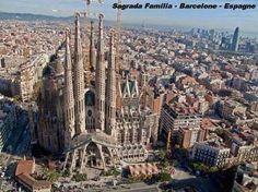Sagrada Familia - Barcelone - Espagne