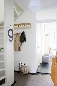 Garderobe onder trap