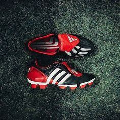 The best boots ever made. More great stuff about Predator Mania here: www.predatorcollection.com