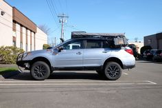 Offroad Subaru Outback                                                                                                                                                                                 More