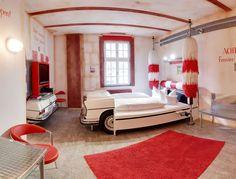 12 strange but completely amazing hotels around the world