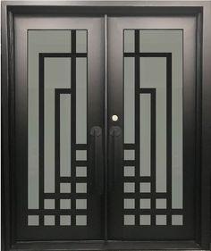 ideas for metal door gate wrought iron