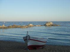 Calella de Palafrugell. Platja Port-Bo  www.visitpalafrugell.cat