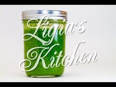 Ligia's Kitchen: Smoothie Verde