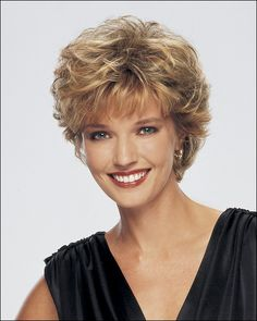 Image detail for -cool fresh short wavy synthetic hair integrations model lt wigs 106 ...