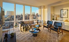 Sky proudly claims the spot for New York City's largest luxury rentalresidential building and this is no mean feat in a city chock-full of impressive high rises and dramatic buildingoutlines that constantly compete for the spotlight in its iconic s...