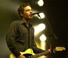 Jakob Dylan of The Wallflowers, and also son of Bob Dylan~ Jakob Dylan, Wise One, Middle Aged Man, All In The Family, Music Heals, My Muse, Kinds Of Music, Albert Einstein, Man Crush