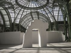 PHOTOS. Monumenta 2014 : une cité utopique au Grand Palais